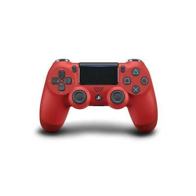 PS4 Dualshock 4 Magma Red V2 Controller Sony Play Station 4