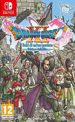 Switch Dragon Quest XI S: Echi di un'era perduta - Definitive Ed. Videogame Nint