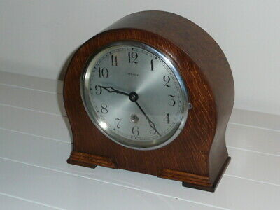 Very Early Perivale Mantle Or Mantel Clock Gwo