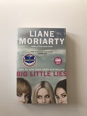 Paperback Big Little Lies by Moriarty, Liane LIKE NEW
