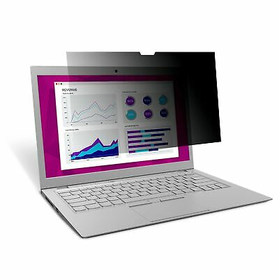 New  3M High Clarity Privacy Filter For Microsoft® Surface® Pro HCNMS003