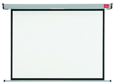New  Nobo Electric Wall Projection Screen 1920X1440mm 1901972