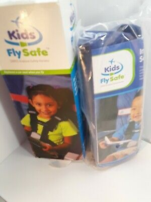Cares Child Airplane Travel Harness Safety Clip Strap FAA Kids Fly Safe System