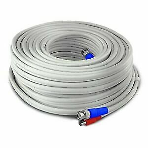 New  Swann Ul 30M / 100Ft Bnc Extension Cable SWPRO-30ULCBL-GL