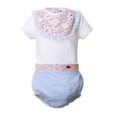 Spanish Baby Boys Outfits T-shirt Top Shorts Romany Christening Party Suits