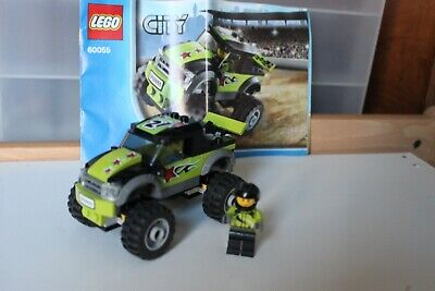 LEGO 60055 Monster Truck City Off road Used