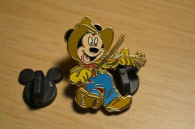 Pin's Disney 35866 - DLRP - Mickey Mouse from Western Set