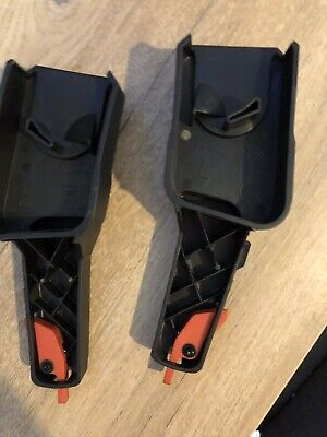 Quinny Moodd Car Seat And Carrycot Adapters Maxi Cosi
