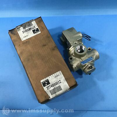 Ross 2774B5001Z 3/2 Single Solenoid Controlled Valve USIP