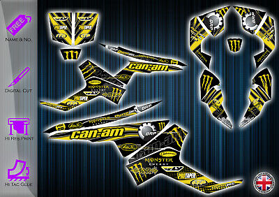 Can-Am Renegade 500 / 800 / 1000  Sticker Kit - Renegade  Stickers -  Decal