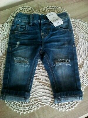 Next baby boy jeans 3-6 mths  (new with tags )