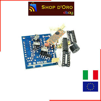 Music Box 16 Toni Kit Fai da Te DIY Cassa BOX-16 4.5-5 V Modulo Elettronico