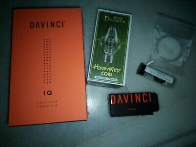 Da Vinci vaporizer. New unboxed, Experience the steam in a whole new