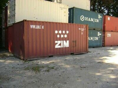 Shipping Containers, 20 ft