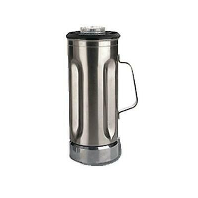 Waring CAC31 64 oz Stainless Steel Blender Container w/ Lid