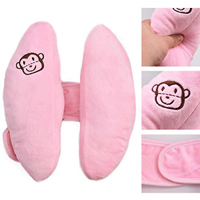 Baby Car Seat Head Support Stroller Safety Pillow Soft Neck Support Banana U-...