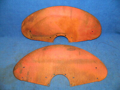 Farmall Cub Pair of Fenders - Original - 1948