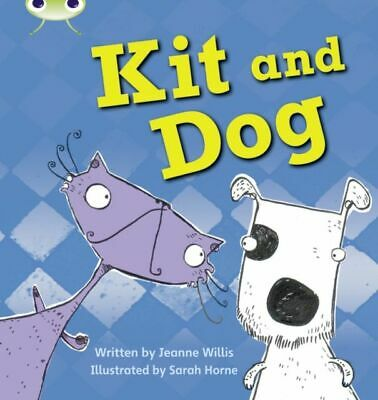 Bug Club Phonics Bug Set 03 Kit And Dog NEU Willis Jeanne