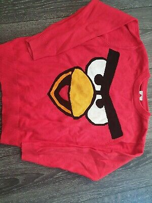 Next Angry birds jumper 6yrs