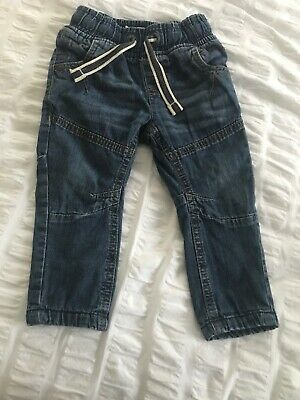 Next Baby Boys Skinny Jeans Age 6-9 Months