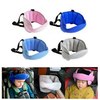Child Kid Toddler Infant Baby Car Seat Head Neck Support Headrest Pillow Cushion