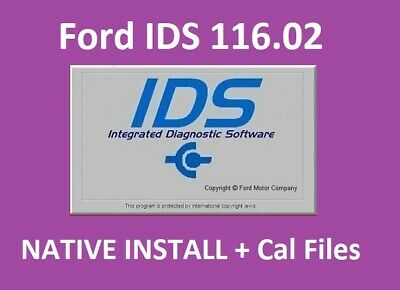 Latest 🔥 Ford Ids 116.02 12/2019🔥Diagnostic Software🔥 Instant Delivery