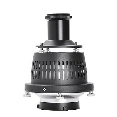 Optical Snoot Spot Projector Photography Modifier Bowens S-Type Fitting
