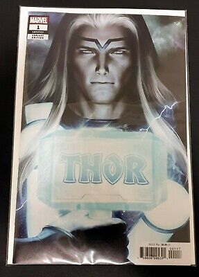 Thor #1 Artgerm Variant Cates Bag Board Combine NM New Unread