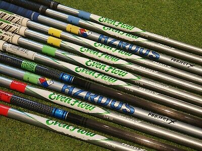 Callaway Driver Shafts 2019 EX DEMO with Callaway's optifit system