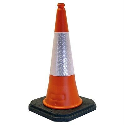 1000mm Road Traffic Management star lite 2-Piece Cones - Brand New (pack of 75)