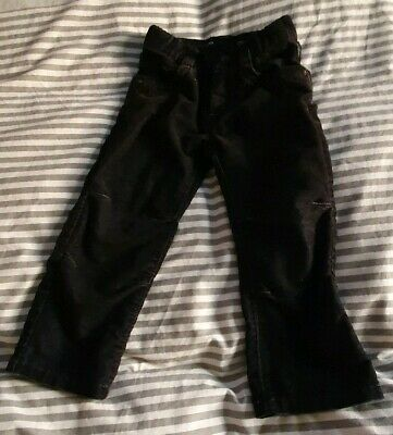 Boys AUTHENTIC Black HUGO BOSS Jeans age 3