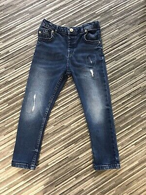 Boys River Island Jeans 4-5 Years
