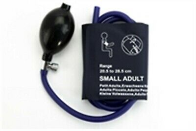 PM Manual Inflation System Reusable Cuff w/Inflation System - Small Adult