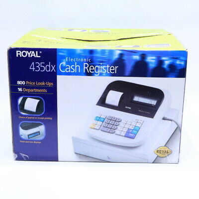 Ten PK ROYAL 101CX 110DX Cash Register Ink Roller FREE SHIPPING IN USA