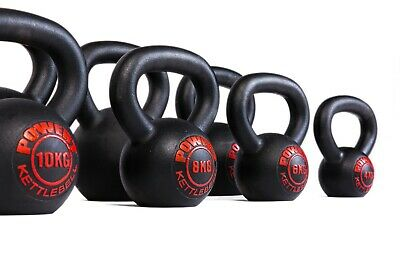 Cast Iron Kettlebell  Weight lifting strength Training  4/6/8/10/12/16/20/24KG