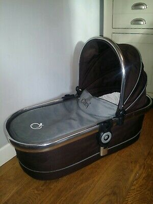 iCandy Peach 1 2 3 carrycot black jack