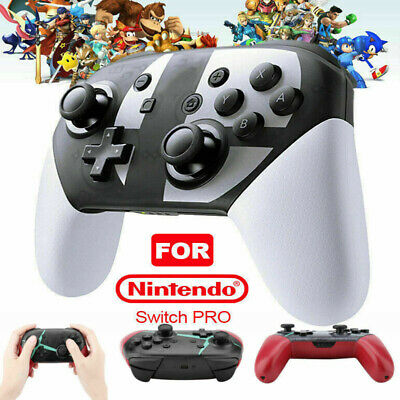 Wireless Bluetooth Pro Controller Gamepad Charging Cable for Nintendo Switch-UK