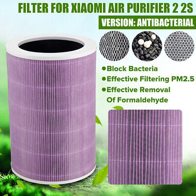 3 layers filter Femove Version For Xiaomi Mi Air Purifier 1/2/Pro/2S 1PC