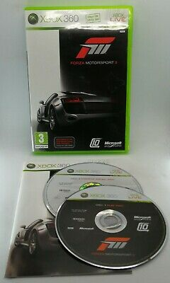 Forza Motorsport 3 Video Game for Xbox 360 PAL TESTED