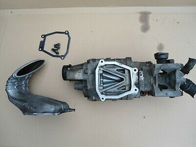 Bmw Mini Cooper S Jcw R53 Supercharger Unit From W11 Engine 2002-2006 Free P&P