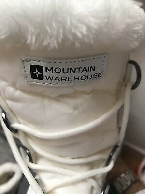 Girls Mountain Warehouse Snow boots Size 6