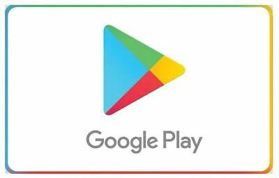 $10 $25 Google Play Gift Card *No Expiration*Fast E Delivery*Brand New* USA Only