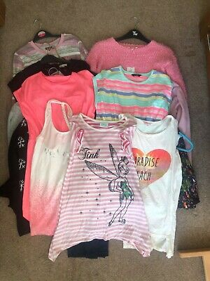 Girls Clothes Bundle Age 11-12 lovely condition, some items BNWT Good Brands