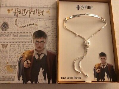 Harry Potter After All This Time Always Snape Lariat Bolo Bracelet NEW