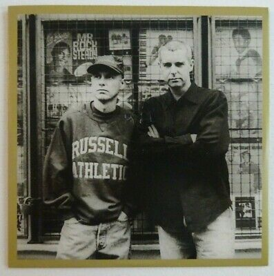 Pet Shop Boys : A Red Letter Day ♦ Cd Single Promo ♦