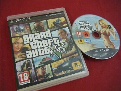 Grand Theft Auto V Playstation 3 Game Pal Tested