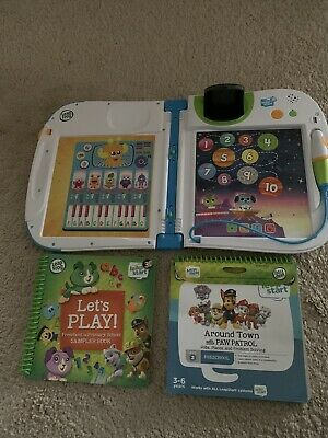 leapfrog leapstart 3d interactive learning system With Extra Paw Patrol Book