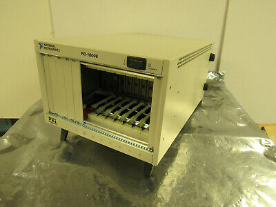 National Instruments Pxi 1000B Chassis 184607B - 01  ***Nnb***