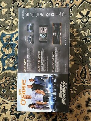 Anki OVERDRIVE 000-00056 Fast & Furious Edition Battle Racing System NO CARS