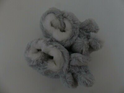 The Little White Company Slippers 6-12 months Never been Worn!